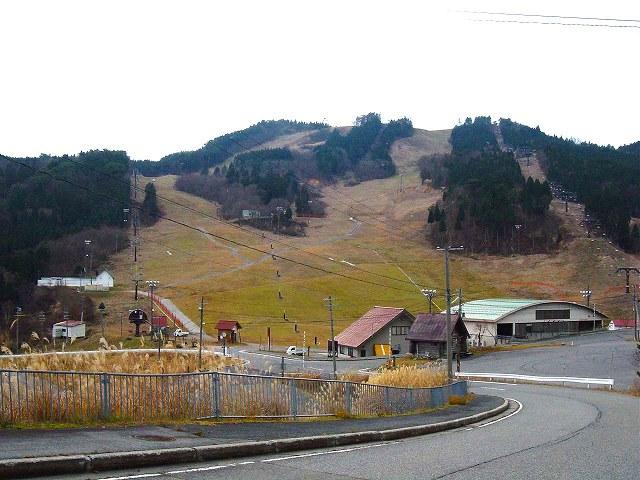 ちくさスキー場への道 その7