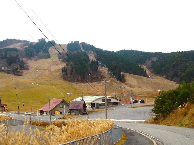 ちくさスキー場への道 その8